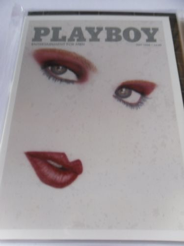 Playboy (Official) Greeting Card (PB8)